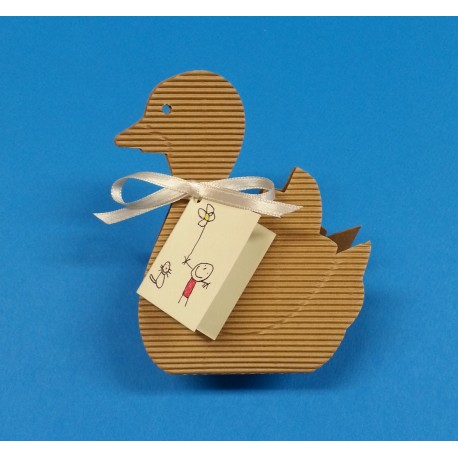 C41- Paperella cartoncino ondulato