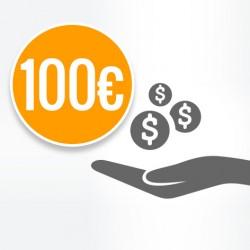 Donazione 100 €