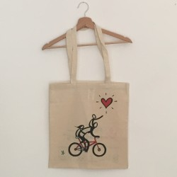 "Bag designed by Exit ""Florence-Ravensburg"""