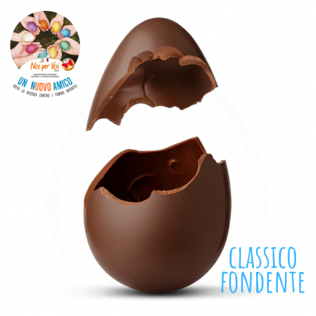Uovo Pasqua Classico - Fondente