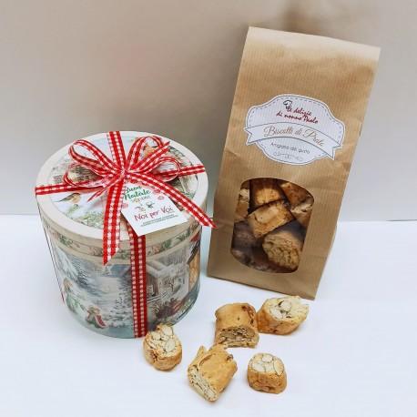 Biscotti di Prato - Confezione Natale