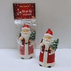 Candela Natalizia Babbo Natale